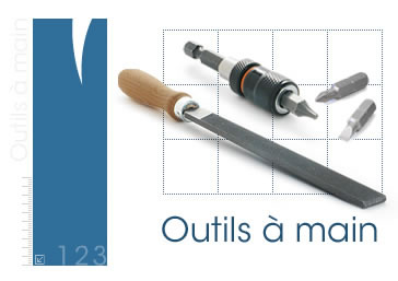 gamme outils à main