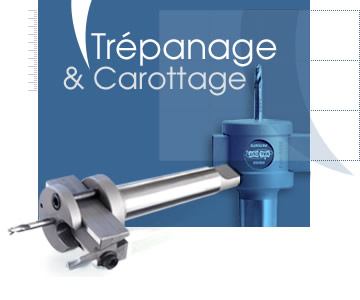 trepanage et carottage,trepan val-cut